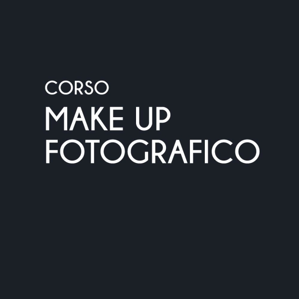 CORSO MAKE UP FOTOGRAFICO